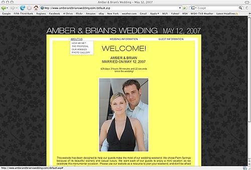 Amber & Brian